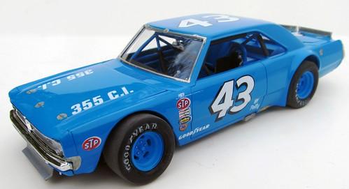 Richard Petty Dodge Dart Sportsman 1 25 Scale Amt Model