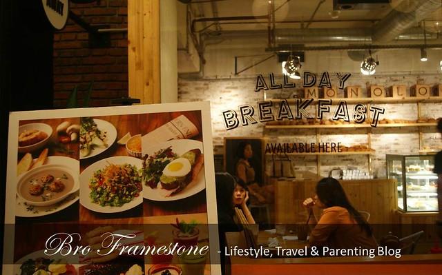 Monolog Cafe Plaza Senayan