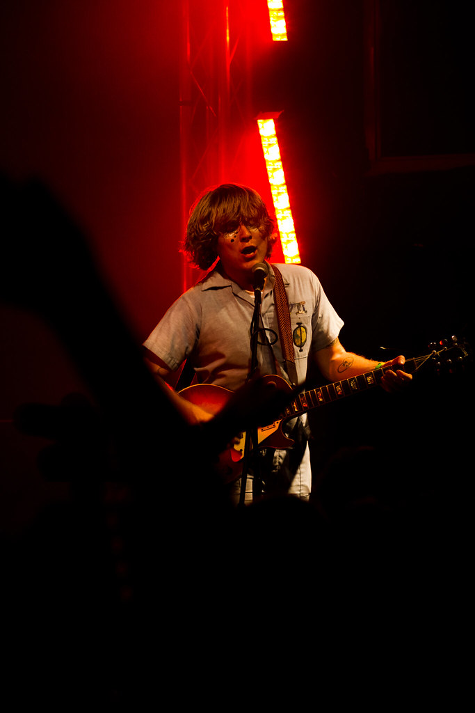 Ty Segall. Madrid 2014.