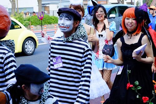 Kawasaki Halloween parade 2014 54