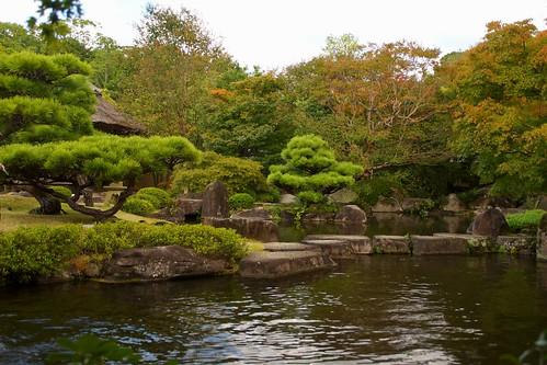 nature japan autumncolors hyogo 好古園 兵庫県 姫路城 庭園 姫路市 hyogopref himejijocastle theworldculturalheritage 20141010dsc07422