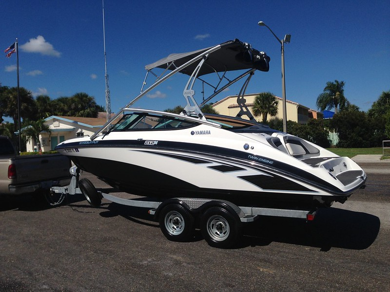 2013 yamaha 212x jet boat with only 35hrs the hull truth