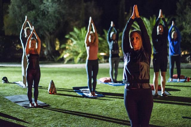 Olivia Cooney, Pop-up Fitness Retreats
