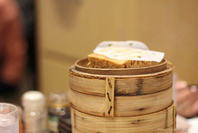 Tim Ho Wan Shrimp egg bun side by Chic n Cheap Living