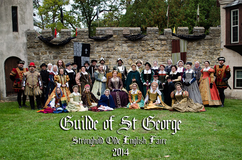 Guilde of St George 2014