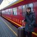 638 - En el tren Krasnaya Strela (Flecha Roja)