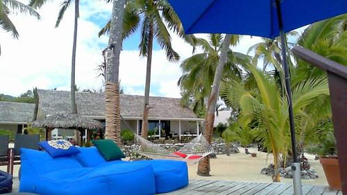 Cook Islands - Umbrellas and Souks2