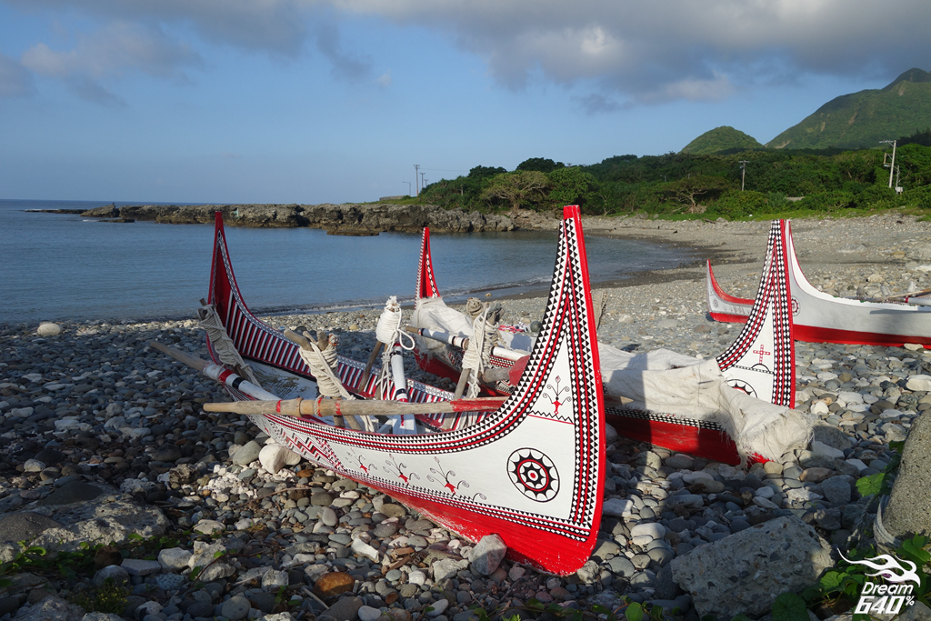 蘭嶼拼板舟_Lanyu Carving Boat03