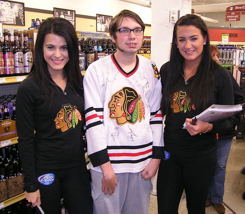 Blackhawks Ice Crew