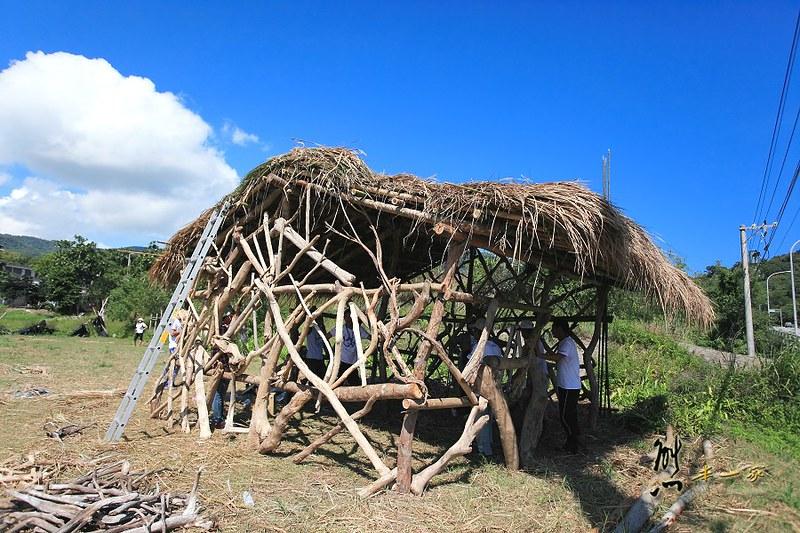 東海岸部落工作假期 花蓮部落工作假期 一起放牛水璉