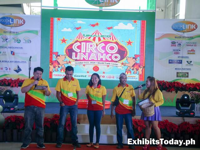 Circa Unahco Stage