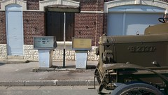 Old petrol pump - Bouzincourt