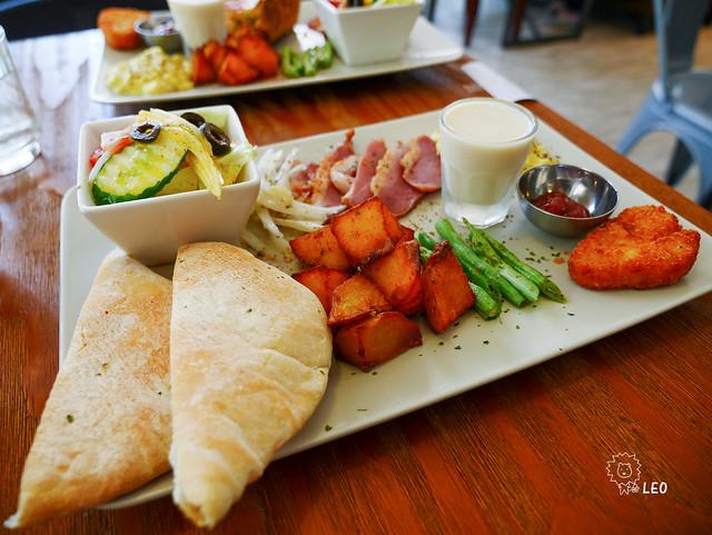 [台中 西屯]–用心與執著的早午餐–DEPOT 小倉庫