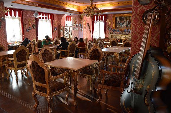 歐莉葉荷餐廳09