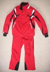 Lyžařský komplet bunda + kalhoty SPYDER, vel. M - titulní fotka