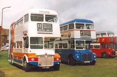 Coastline Bus Rally, Lancing & Shoreham-by-Sea.