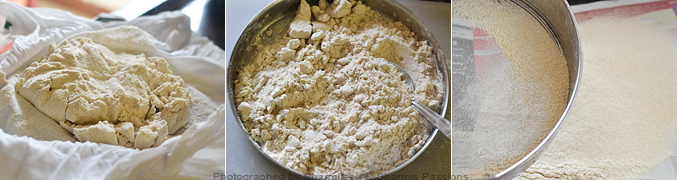 How to make wheat flour seedai recipe - Step2