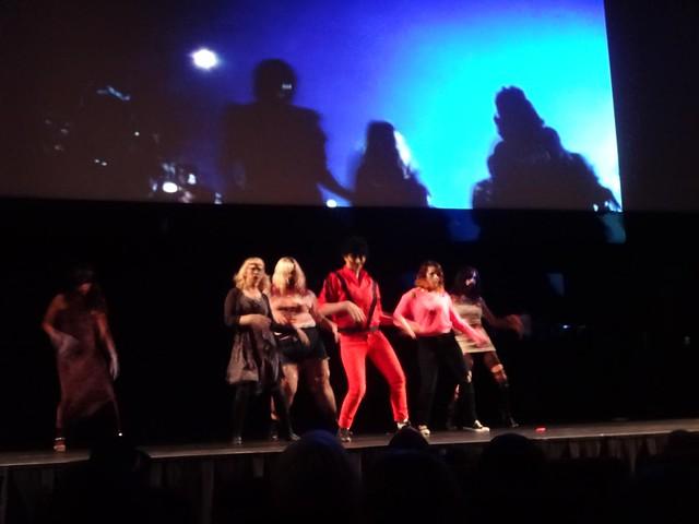 Feast of Flesh 13 Thriller Dance