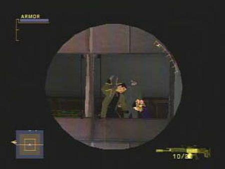 I'll zap you sniper!