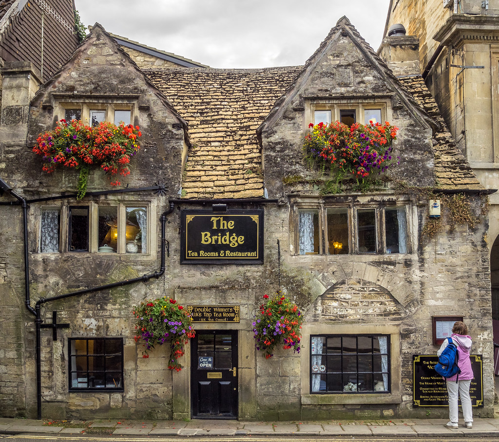Tea Rooms in Bradford-on-Avon