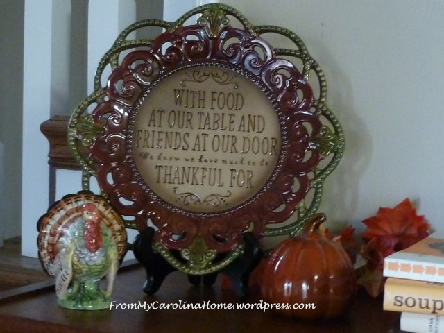 Thanksgiving Decor 6
