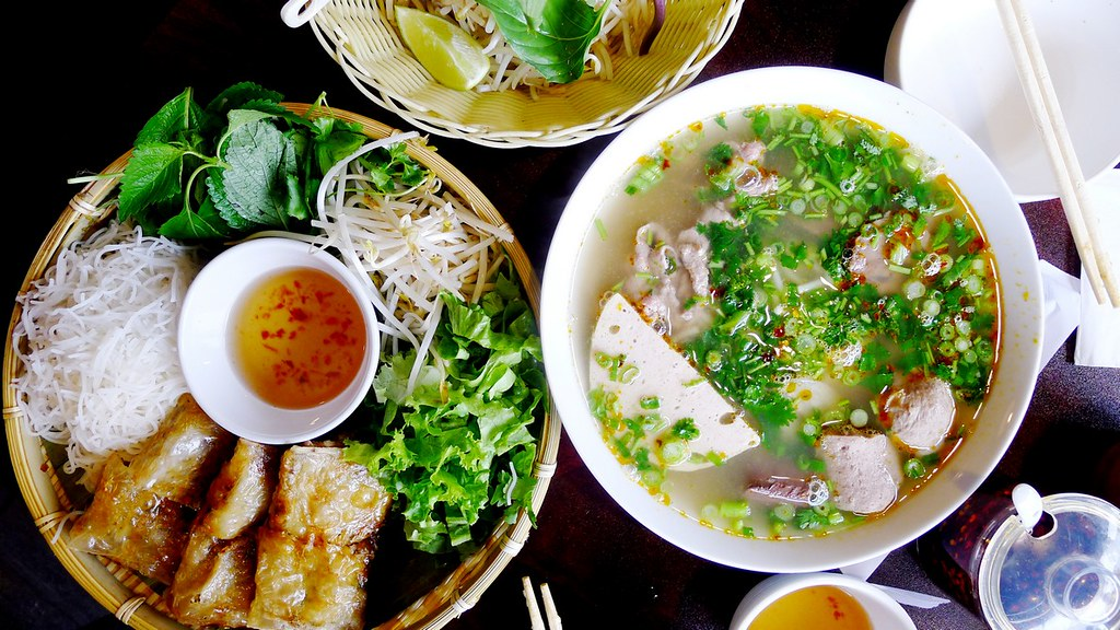 Mr red cafe vietnamese restaurant vancouver traditional - Authentic vietnamese cuisine ...