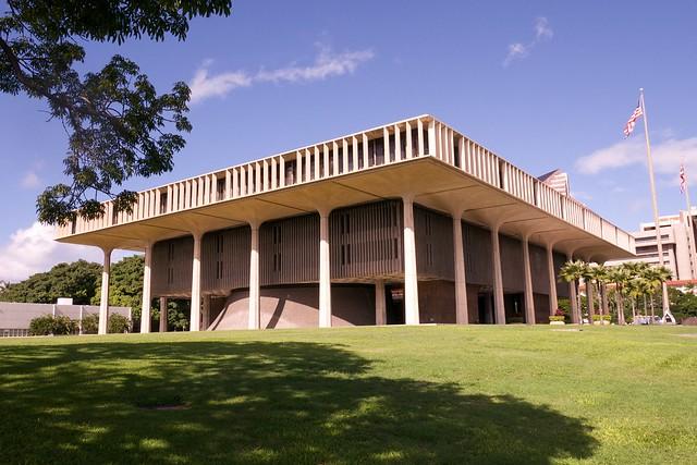 Hawaiian State Capitol