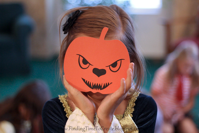 Halloween kids craft 5