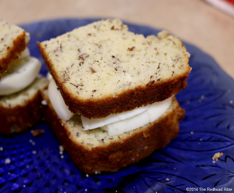 hard boiled egg on heart healthy bread 2 great crust