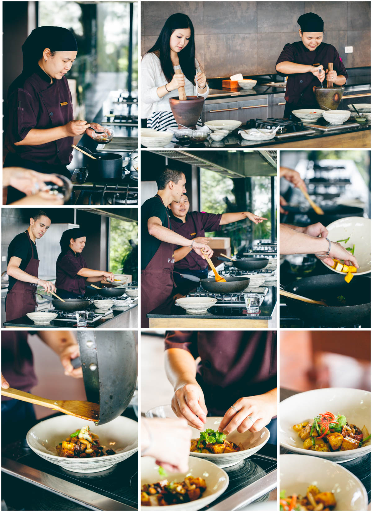 Paresa Resort Cooking Class