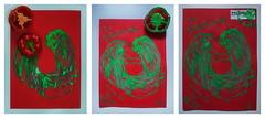 "Hoping for Piroska in Artificial Coma ~ Hoffen für Piroschka im künstlichen Tiefschlaf  - ""an apple a day keeps the doctor away - An ENSO (Japanese: circle, kreis) a Day ..."" 16. October 2014"