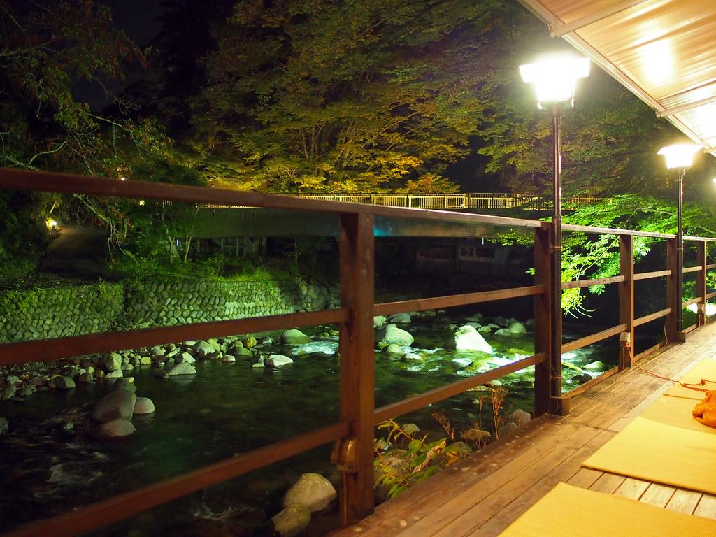 川床 | Kawadoko
