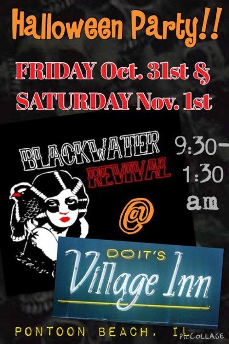 Blackwater Revival 10-31, 11-1-14