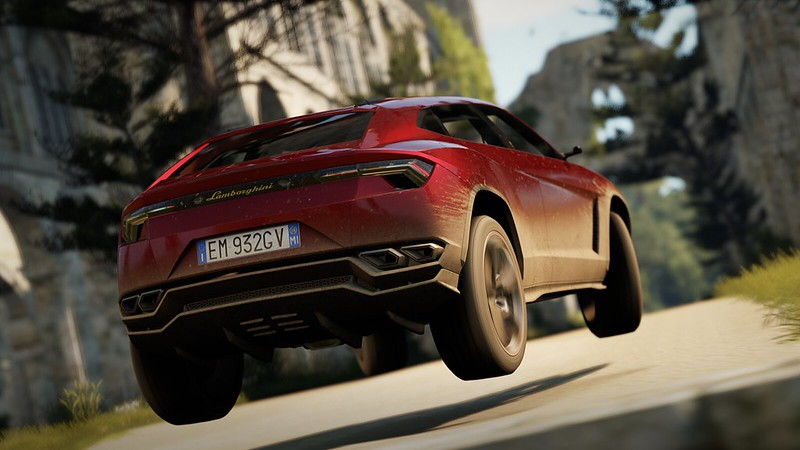 2012 Lamborghini Urus