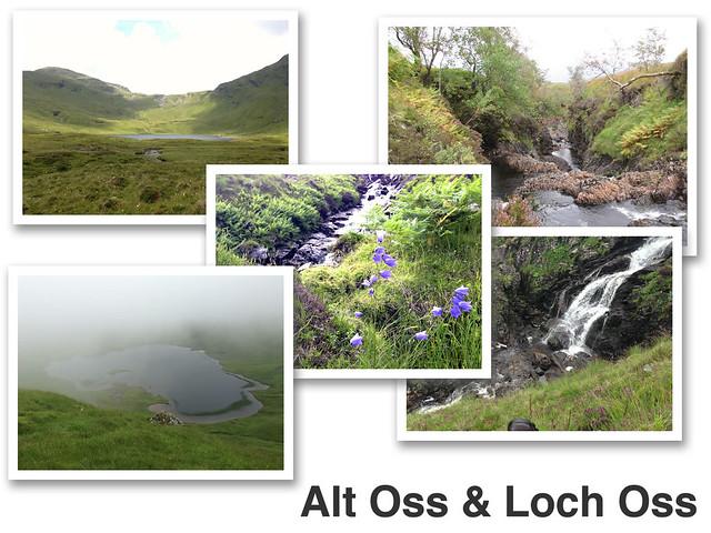 Alt Oss & Loch Oss