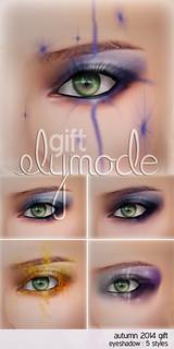 elymode: Autumn 2014 gift