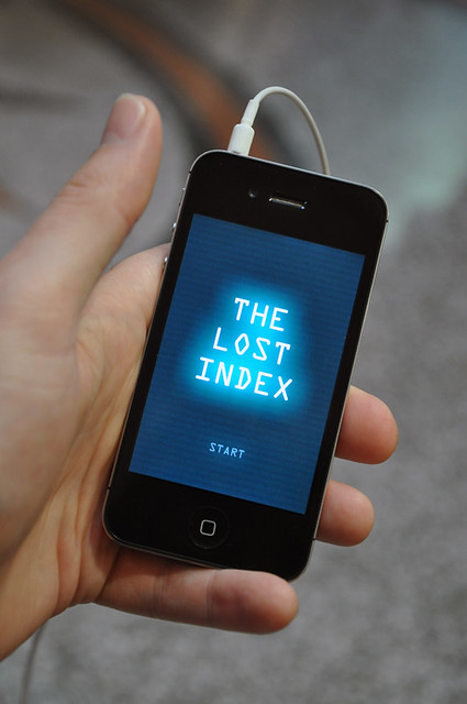 Launch The Lost Index 002