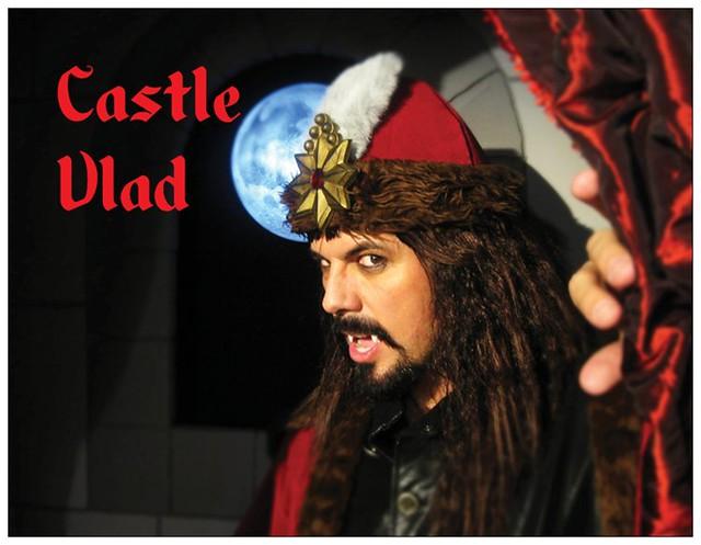Castle Vlad Logo