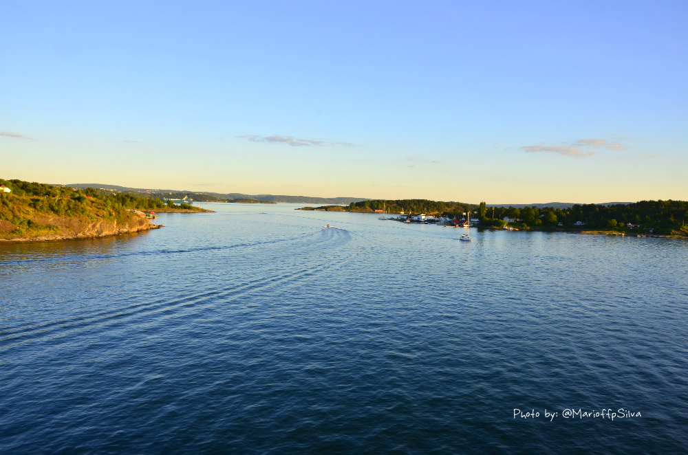 Viaje en Ferry de Oslo a Frederikshavn XVI
