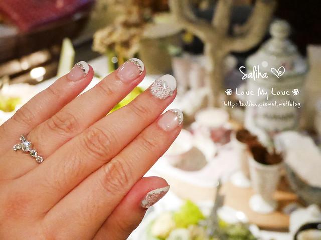 婚禮結婚新娘美甲指甲 (11)