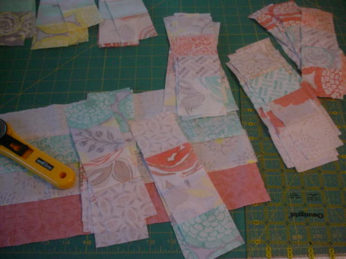postage stamp blocks