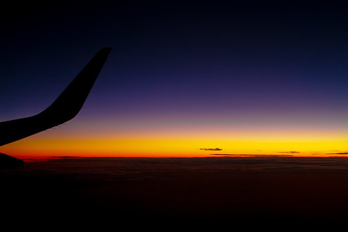 sunset sky sun landscape photography tunisia tunis avion doha qatar qatarairlines potd:country=menaen