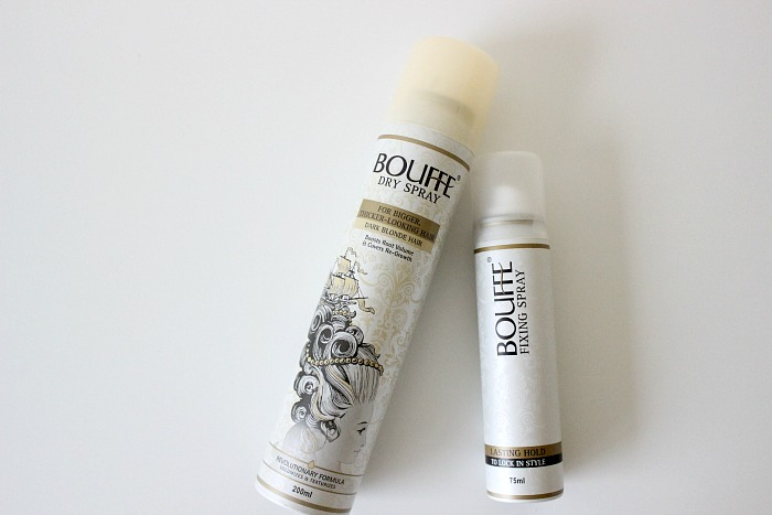 Bouffe Dry Spray & Fixing Spray Review