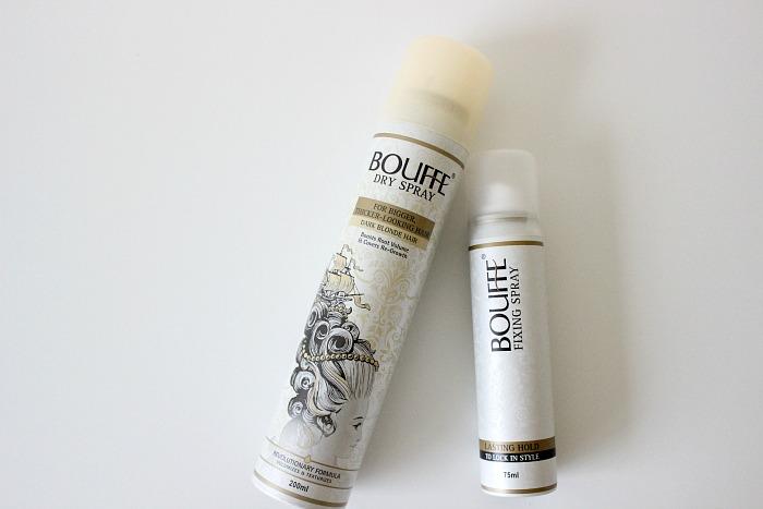 Bouffe Dry Spray & Fixing Spray Review