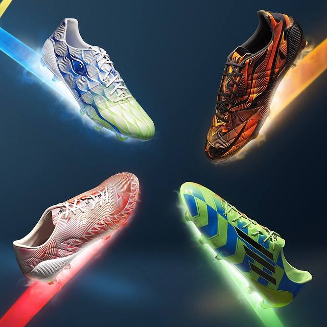 adidasfootball officially launch the new #Crazylight Pack