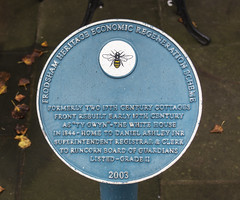 Photo of Blue plaque number 32915