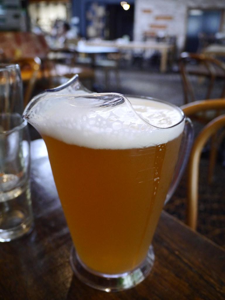 A poem a day - Haiku - Jug of beer