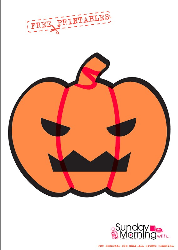 halloween free printables  zucca