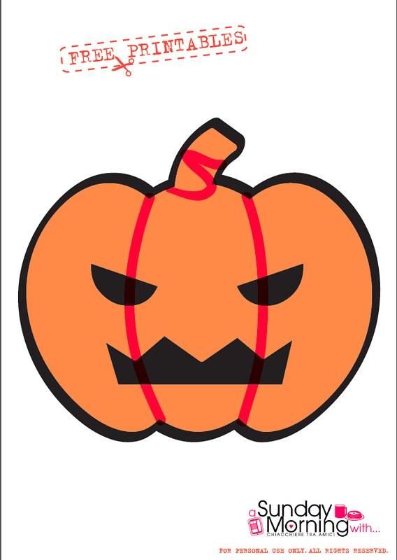 halloween free printables  zucca