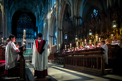 York Minster Evensong